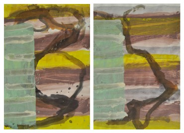 Untitled (Two Parts)