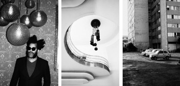 Untitled, from Series What Time is it There? (Triptych)