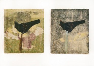 Untilted (Diptych)