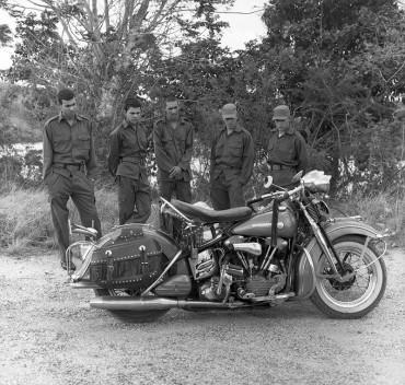 "Deseo (Desire). From ""Harley Davidson"" Series"