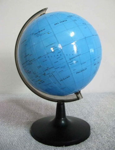 Mundo pacífico (Pacific World)