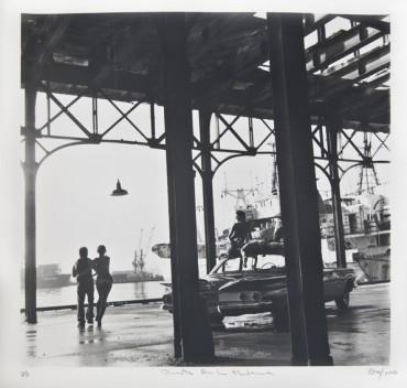 Puerto de la Habana (Havana's port)