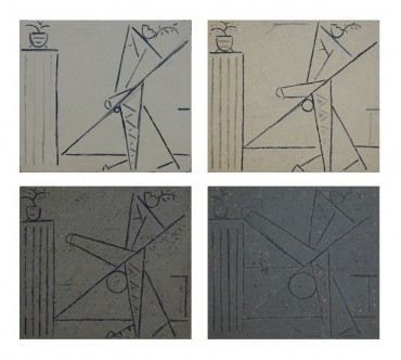 Untitled (Polyptych in four parts)